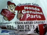 Plastik Honda