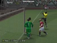 PES6 - Corner Goal