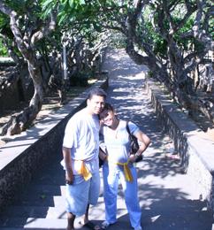 Uluwatu Stairs